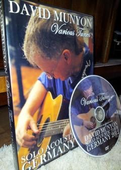 Tour DVD
