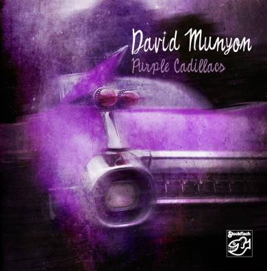 David Munyon Purple Cadillacs
