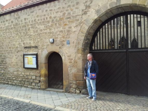 David Munyon Erfurt Museumskeller