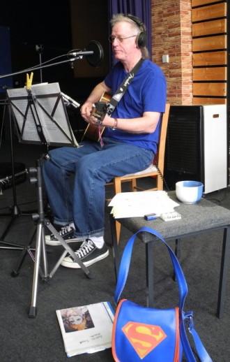 David Munyon Sonic Music Tonstudio 2014